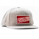 Cerveceria Colorado Hat - Red Patch SWATCH
