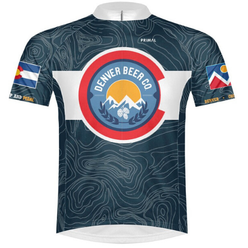 Denver Beer Co Bike Jersey MAIN