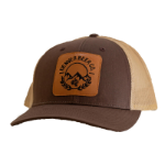 Denver Beer Co Trucker Hat - Brown SWATCH