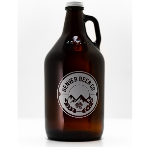 Denver Beer Co Growler THUMBNAIL