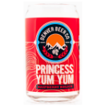 Denver Beer Co Princess Yum Yum Glass SWATCH