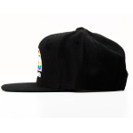Denver Beer Co Flat Brim Hat - Black SWATCH