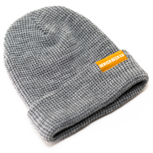 Denver Beer Co Beanie - Slouchy MAIN
