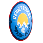 Denver Beer Co Tin Tacker SWATCH