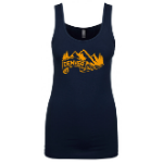 ------ONLINE ONLY------Denver Beer Co Tank Top with Banner Logo SWATCH