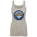 ------ONLINE ONLY------Denver Beer Co Tank Top with Rainbow Logo SWATCH