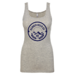 ------ONLINE ONLY------Denver Beer Co Tank Top with Navy Logo SWATCH