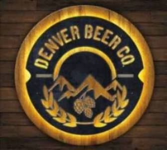 Denver Beer Co LED Sign - Metal THUMBNAIL