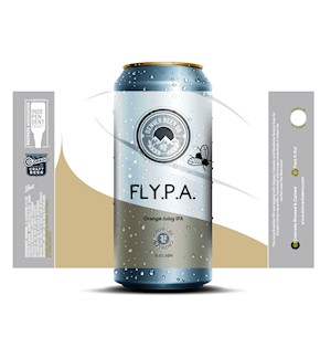 *PRE-ORDER* Fly.P.A. Pretty Fly for an IPA (32oz. Crowler) MAIN