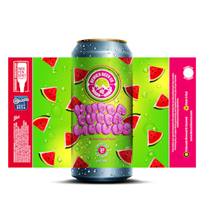 *Hubbabubbalicious Watermelon Sour (32 oz. Crowler) MAIN