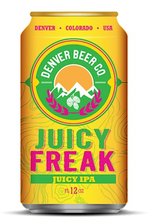 Juicy Freak Juicy IPA - 6 Pack MAIN