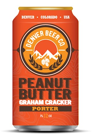 Peanut Butter Graham Cracker Porter - 6 Pack MAIN