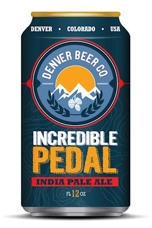 Incredible Pedal IPA - 6 Pack MAIN