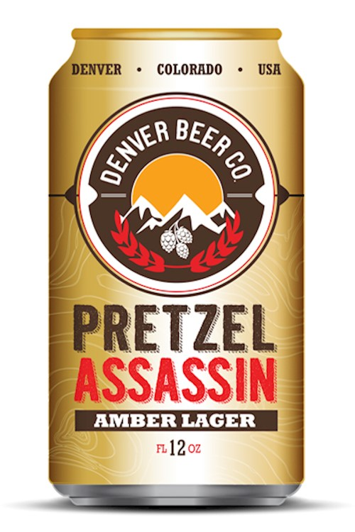 Pretzel Assassin Amber Lager - 6 Pack THUMBNAIL