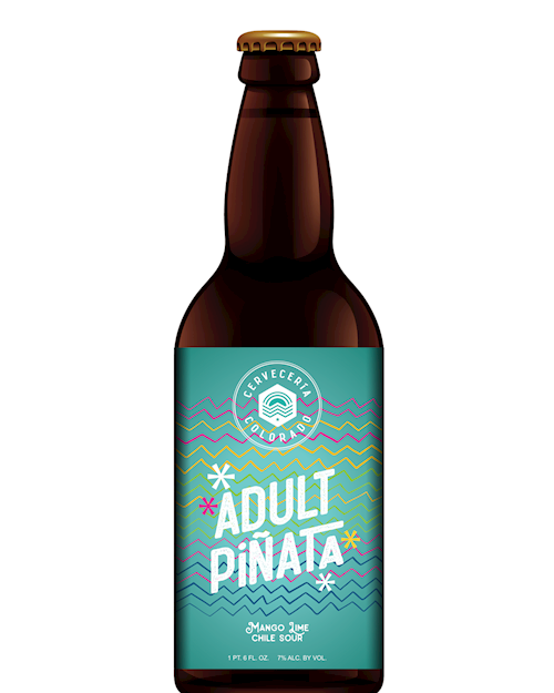 *Adult Piñata Mango Lime Chile Sour (22oz. Bomber) THUMBNAIL