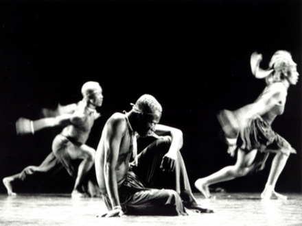 African Dance: Sand Drum, and Shostakovich