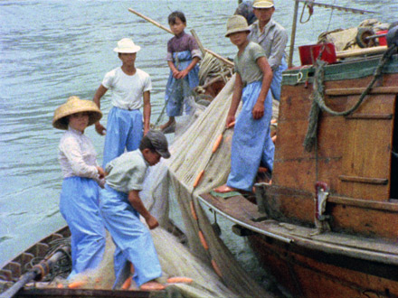 China Coast Fishing