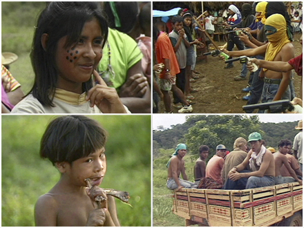Video in the Villages: Conflicts in the Amazon series