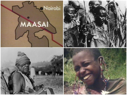 Diary of a Maasai Village series MAIN