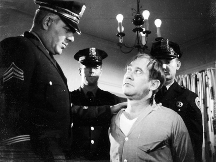 Five Films on Police MAIN