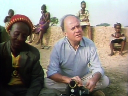 Jean Rouch and His Camera in the Heart of Africa