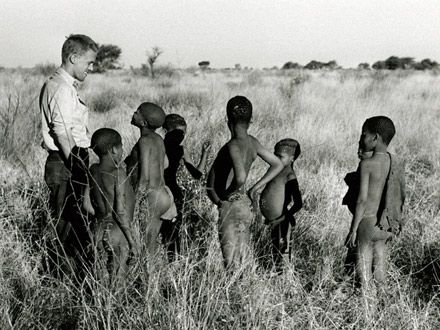 A Kalahari Family, Part I