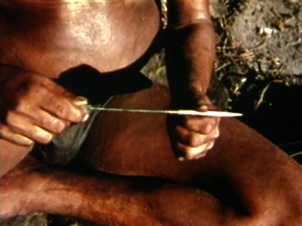 !Kung Bushmen Hunting Equipment