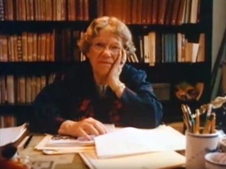 Margaret Mead: A Portrait by a Friend THUMBNAIL