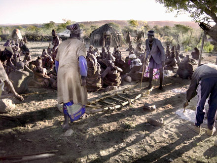 The Ovahimba Years: A Multidisciplinary Ethnographic Study THUMBNAIL