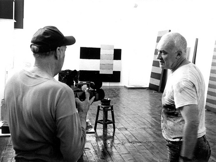 Sean Scully at Work