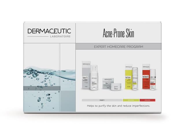 Acne-Prone Skin Homecare Kit