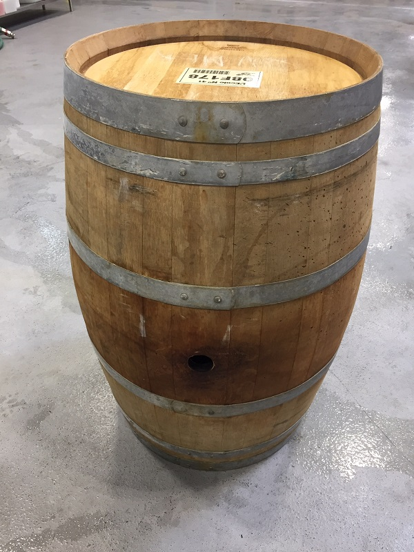 Used Bordeaux Wine Barrel MAIN