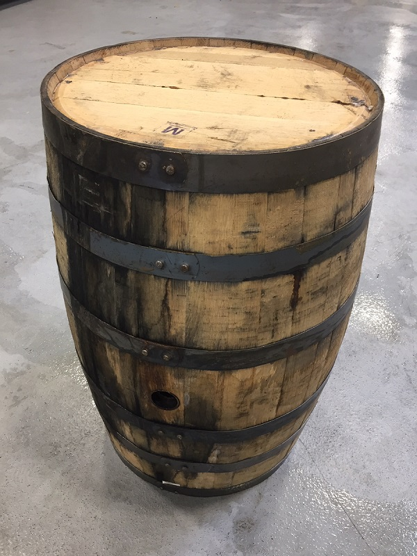Used Bourbon Barrel MAIN
