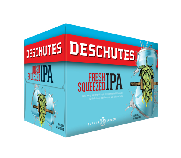 Fresh Squeezed IPA 6pk Cans LARGE