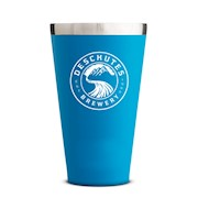 16oz Hydro Flask Pint - Blue THUMBNAIL