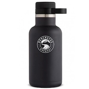 64oz Hydro Flask Growler - Black LARGE