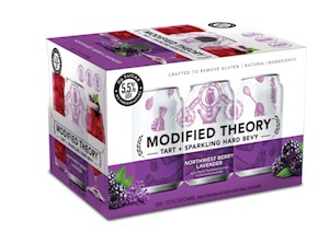 Modified Theory NW Berry Lavender 6pk Cans LARGE