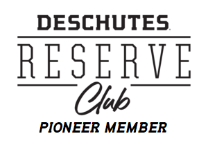 Pioneer Member of the Deschutes Reserve Club THUMBNAIL
