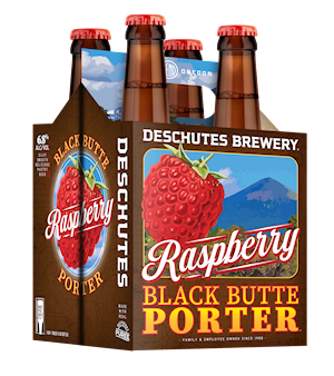 Black Butte Raspberry 4pk Bottles LARGE