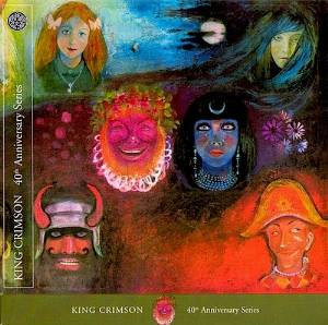 King Crimson - In The Wake Of Poseidon - 40th Anniversary Series (CD/DVD-A)_MAIN