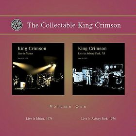 King Crimson - The Collectable King Crimson: Volume One MAIN