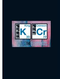 King Crimson - The Elements Tour Box 2019 THUMBNAIL