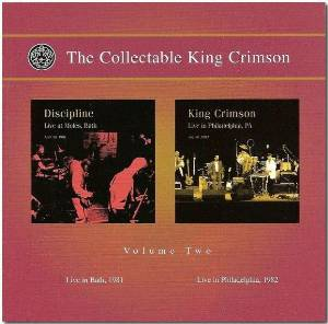 King Crimson - The Collectable King Crimson: Volume Two MAIN