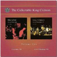 King Crimson - The Collectable King Crimson: Volume Two THUMBNAIL