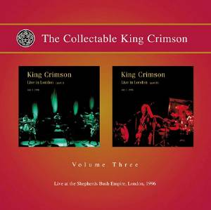 King Crimson -The Collectable King Crimson: Volume Three MAIN