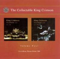 King Crimson -The Collectable King Crimson: Volume Four THUMBNAIL