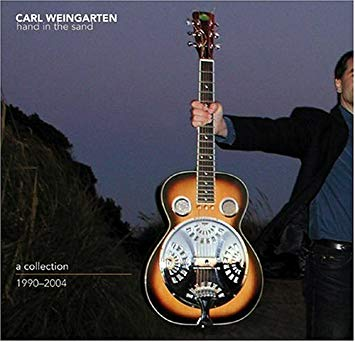 Carl Weingarten - Hand In The Sand LARGE