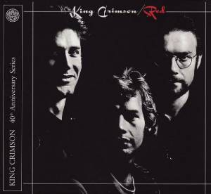 King Crimson - Red - 40th Anniversary Series (CD/DVD-A) MAIN