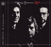 King Crimson - Red - 40th Anniversary Series (CD/DVD-A) THUMBNAIL