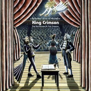 King Crimson - The Deception of the Thrush